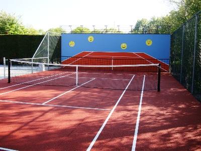 Kosten aanleg tennisbaan